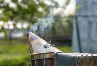 How to Light a Bee Smoker